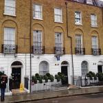 Photo de Comfort Inn and Suites King's Cross / St. Pancras
