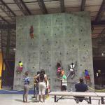 Vertical Ops Rock Climbing Wall