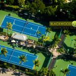 Blackwood Tennis at South Seas Island Resort