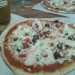 Good pizza's, and range of beers. Wine too.