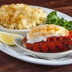 Baked Maine Lobster Tails