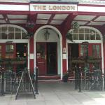 Front of The London