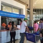 Duty Free Shop Puerto Iguazu Foto