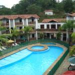 Meson del Cuchicute, Sangil Colombia