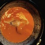 Dry Farm tomato soup