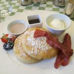 Souffle pancakes were AMAZING!