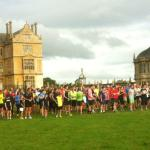 Parkrun at nearby Montacute