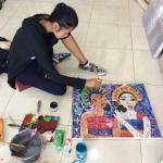 Maler- og pottemagerstudier