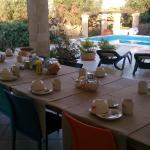 tavolo per colazione