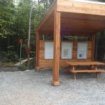 Parc National du Mont-Orford (Acceuil Sucrerie)