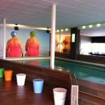 Zwembad H2O-club.