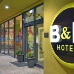 B&B Hotel Berlin-Potsdamer Platz - Außenansicht