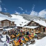 Hotel Winter + Hütte