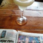 Probably one of the best margarita I have ever had! Xx