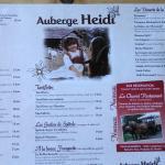 Auberge Heidi