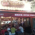 Ingresso pizzeria Napolis