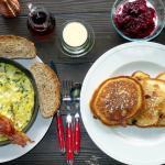 Mmmm breakfast!