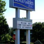 Seven Gables Inn Foto