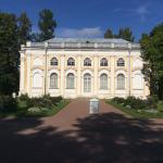 """Музей-павильон """"Каменное Зало"""""""