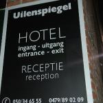 Foto de Hotel Uilenspiegel