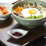 The most famous korean meal, Bibimbap. Ours add Bulgogi, extreamly tasty! try our Bulgogi Bibimb