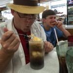 Great Root Beer food and service.. A true step back in time.. Fantastic place .. August 2015