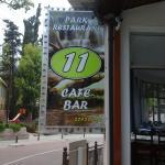 Park Restaurant 11 Cafe Bar