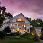 Rabbit Hill Inn Hotel and Restaurant near St. Johnsbury Vermont. Romantic and delicious!