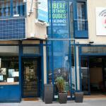 Côté rue Boulard