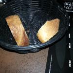 du pain industriel digne d'une cantine et encore
