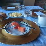 Los desayunos son satisfactorios