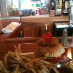 The Burger and The Bar