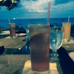 Rum Buck & breathtaking sunset