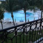 Balcony - Secrets Capri Riviera Cancun Photo