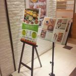 Global Works by UCC - menu signs