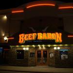 Fachada principal de Beef Baron 2