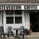 Steveston Coffee building front