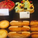 Eclairs, Tarts and French Patisserie