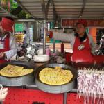 Day Food market / Dong'anmen Main Sreet