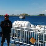 On the way to mataram timur (east mataram) from Kenawa Island