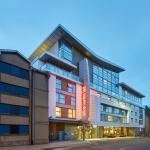 Hilton Garden Inn Aberdeen City Centre Foto