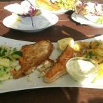 Lecker essen bei Falkenthal