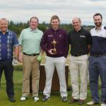 FPG Golf Ambassador with Golf Team