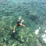 En el Mar Tirreno