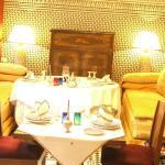 Le restaurant (vue)