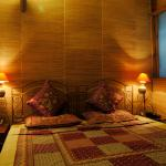Ethnic comfort  at The Satvik Resort
