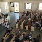 Pastor Jeff, Communion Sunday