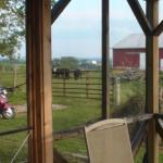 Allen's Log Cabin Guest House Foto