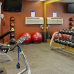 Stay in Shape in our State-of-the-Art Fitness Room