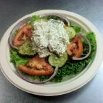 Smoked Chicken Salad Plate